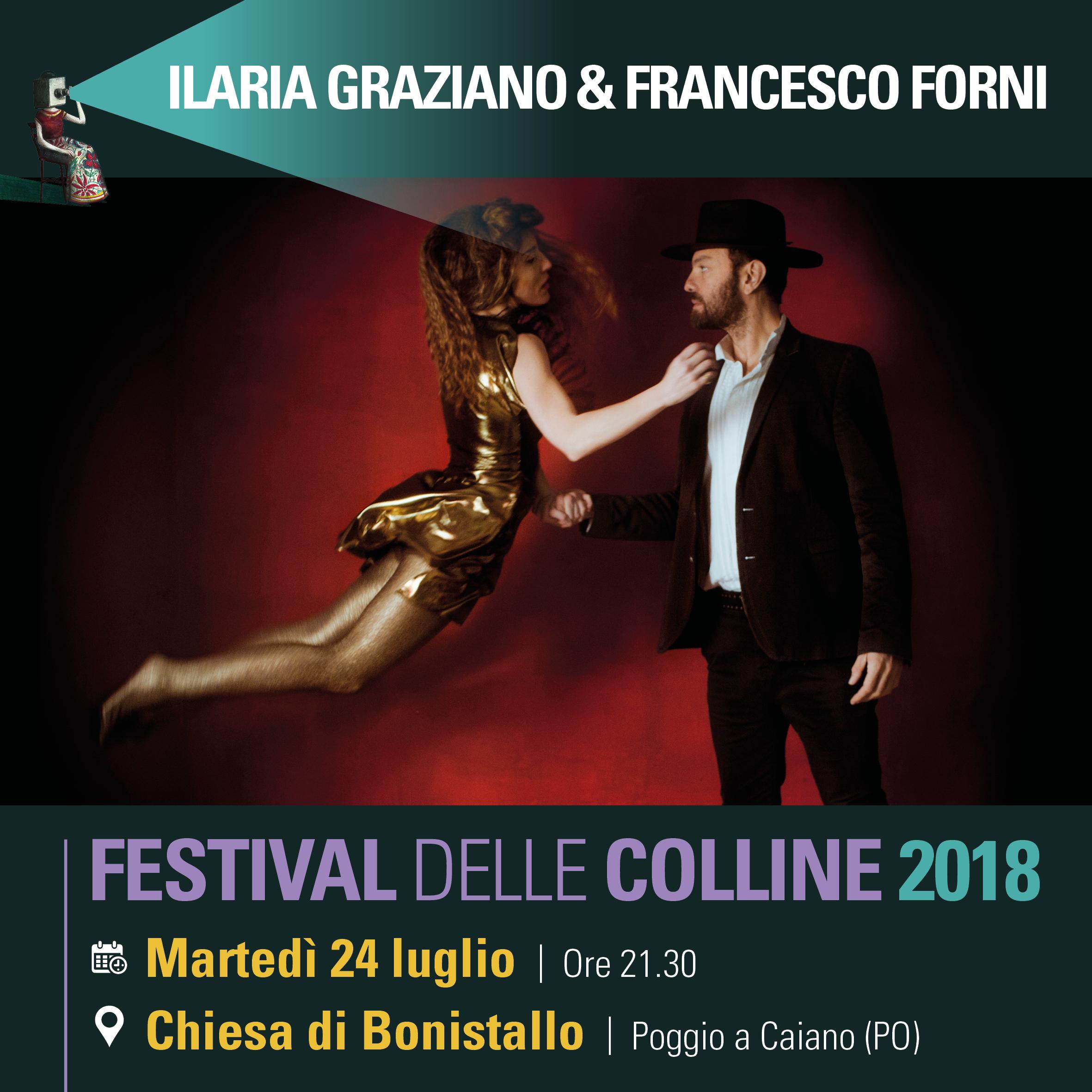 Graziano & Forni Festival delle Colline 2018