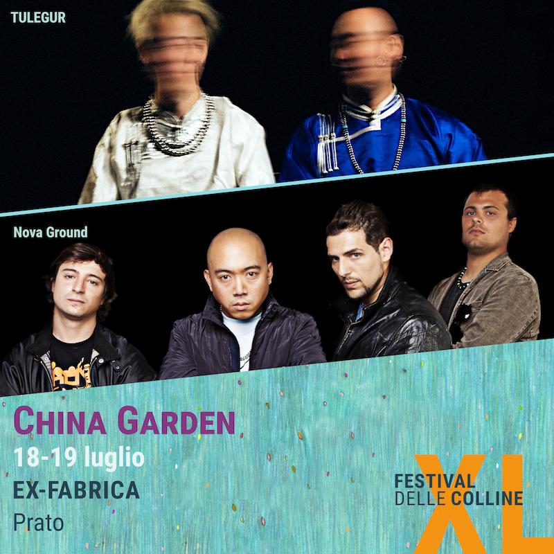 CHINA GARDEN - Festival di cultura sino-cinese Festival delle Colline 2019